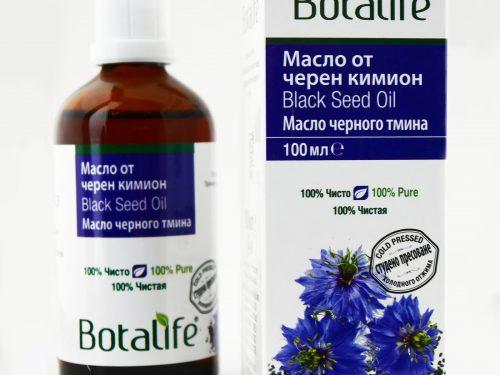 Антибактериално масло за пречистване от паразити и вирусни инфекции от черен кимион (студено пресовано) 100 ml