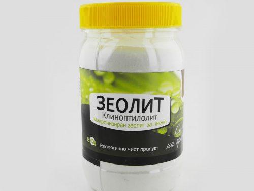 Пречистващ Зеолит на прах, против инфекции, бактерии и патогени 200g + 100g бонус