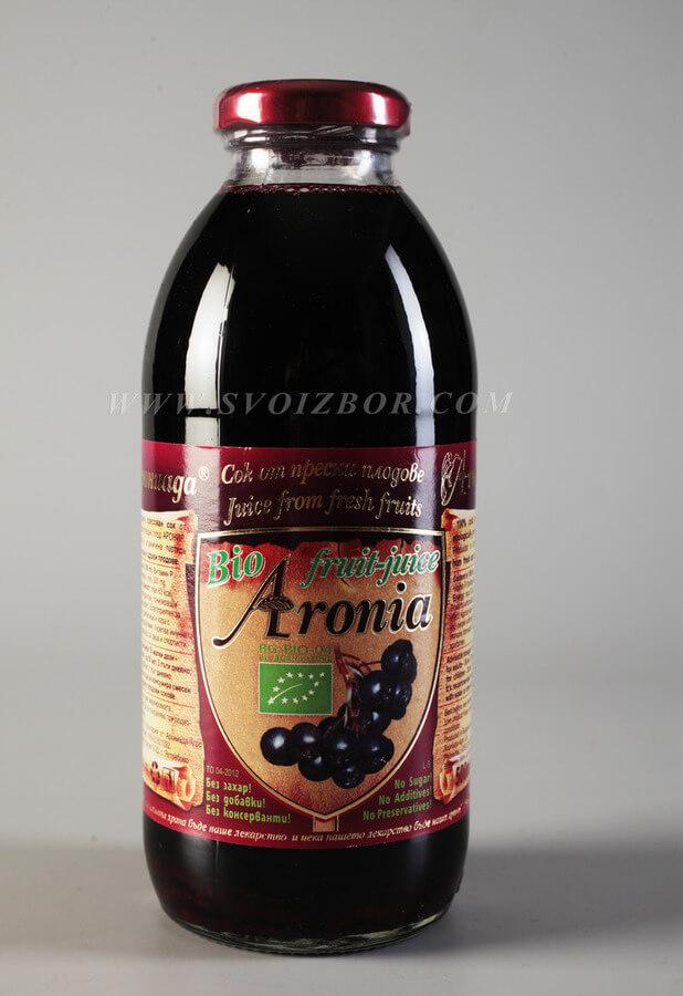 Био сок Арония