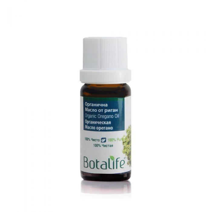 Качено вАнтибактериално органично масло против гъбички, паразити, инфекции и възпаления ( див планински РИГАН -10ml.)